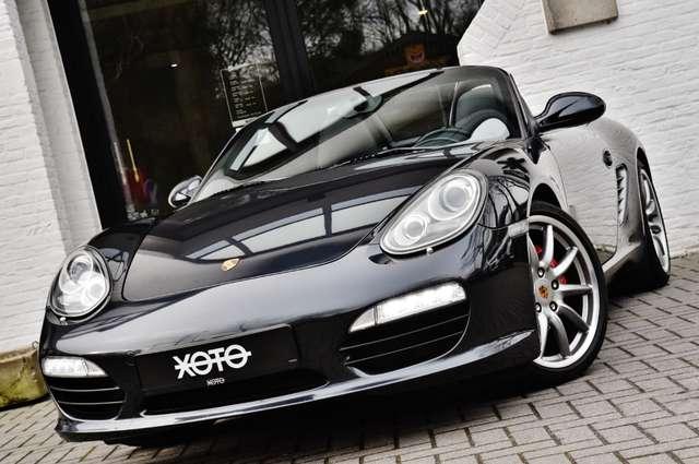 "Porsche Boxster S PDK ***SPORTEXHAUST / 19""ALU / BOSE / PCM***"
