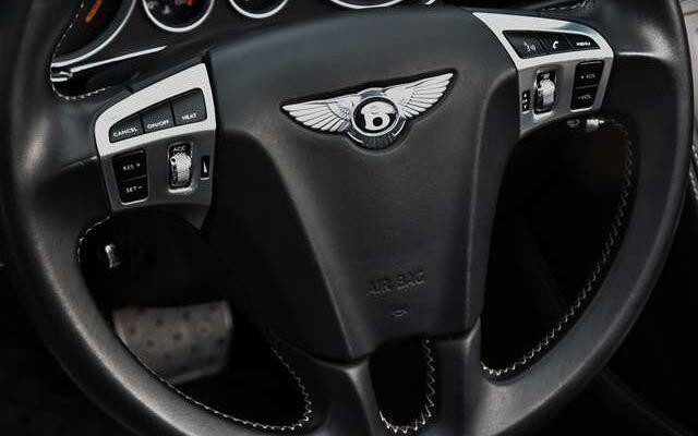 Bentley Continental GTC SPEED 6.0 BITURBO W12 ** 1HD. / FULL HISTORY *