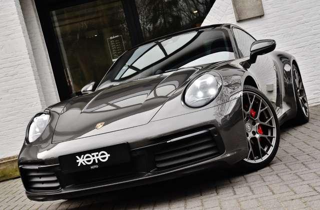 Porsche 992 C4S 3.0 TURBO PDK *BELGIAN CAR / 1HD. / LIKE NEW*