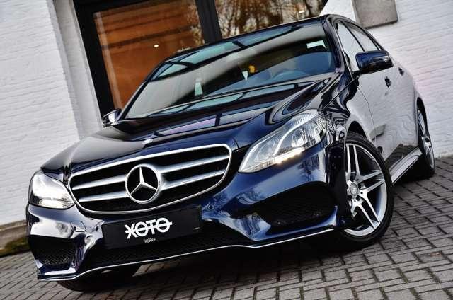 Mercedes E 200 CDI AUT. AMG BLACK SERIES STYLING *NP:€50.140*