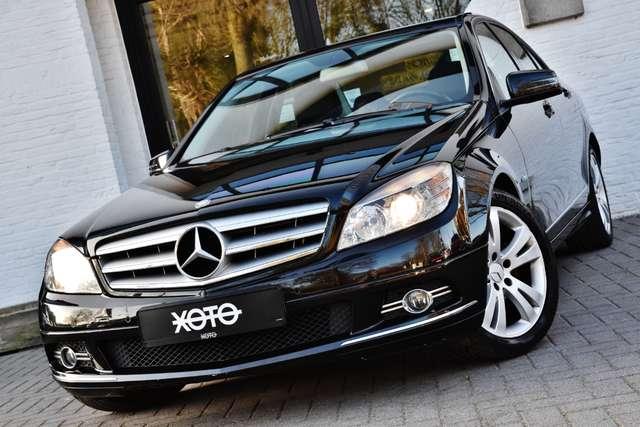 Mercedes C 200 CDI AUT. BLUEEFFICIENCY AVANTGARDE