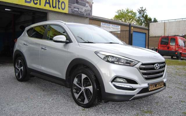 Hyundai Tucson 1.7 CRDi 2WD ISG* GPS-CLIM-CAMERA-CRUISE-LED-USB
