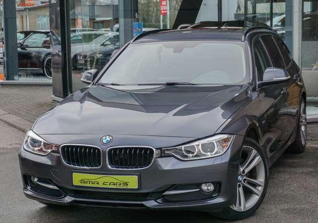 BMW 316 dA Sport Pack Automaat/Navi/Xenon/Airco/*Garantie*