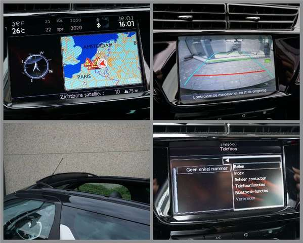 Citroen DS3 1.2i PureTech Benzine Cabriolet/Navi/Airco/2015