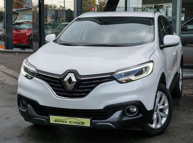 Renault Kadjar 1.2 TCe Benzine /Airco/Navi/H.Leder/53Dkm/Garantie