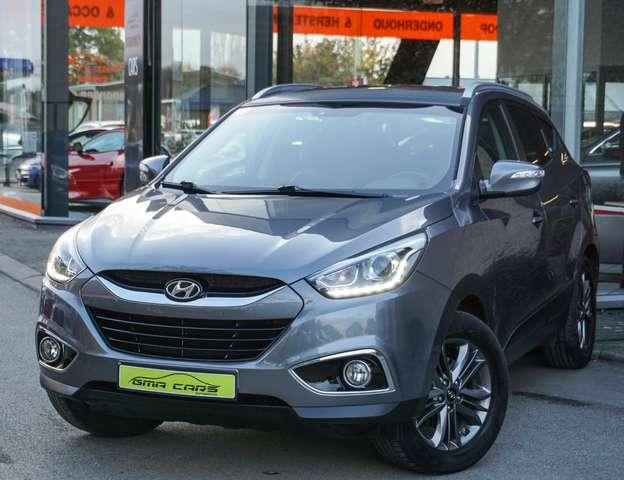 Hyundai ix35 1.6i 2WD Move Benzine/H.Leder/Airco/Navi/Camera