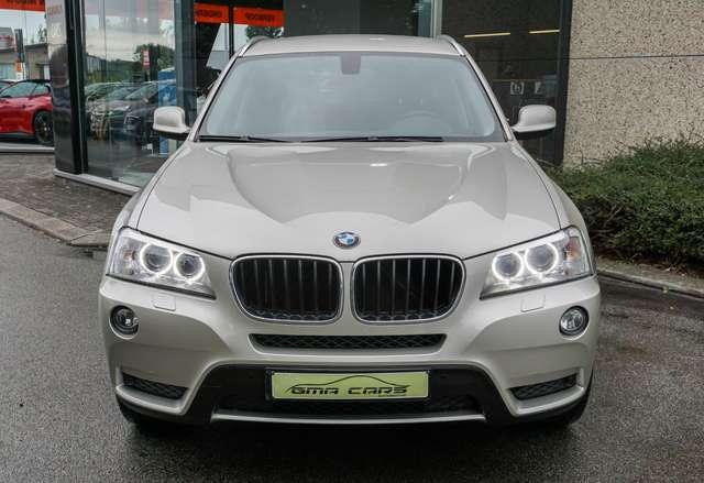 BMW X3 2.0 dA xDrive20 Automaat/PDC/Leder/Xenon/Garantie