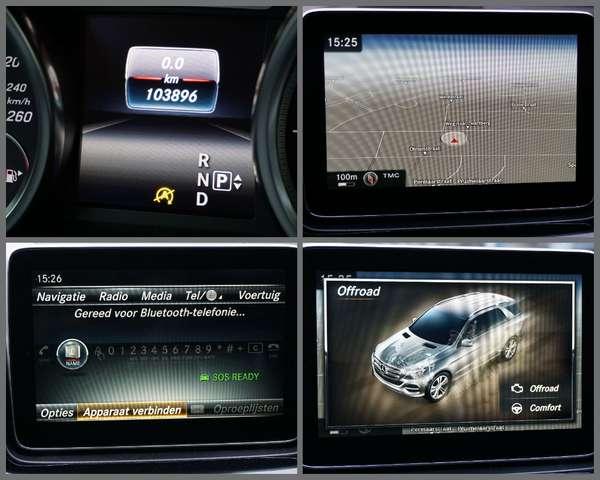 Mercedes GLE 250 d 4-Matic AMG Pack/Navi/Camera/Leder/2015/Garantie