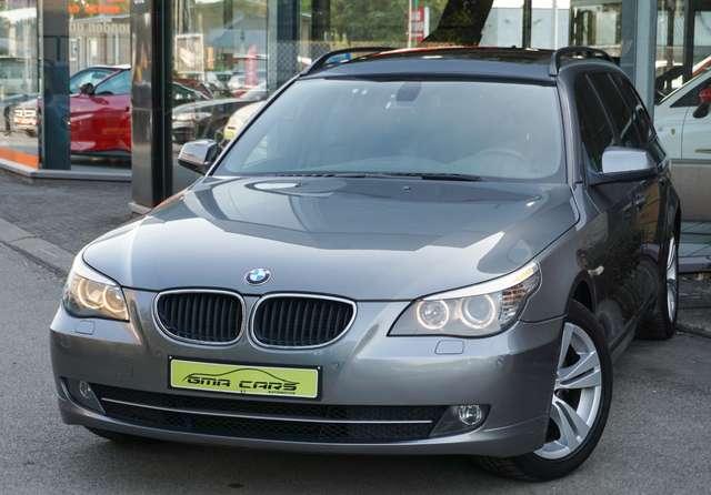 BMW 520 d Euro 5/ Airco/Navi/Leder/Pano/Schuifdak/Garantie