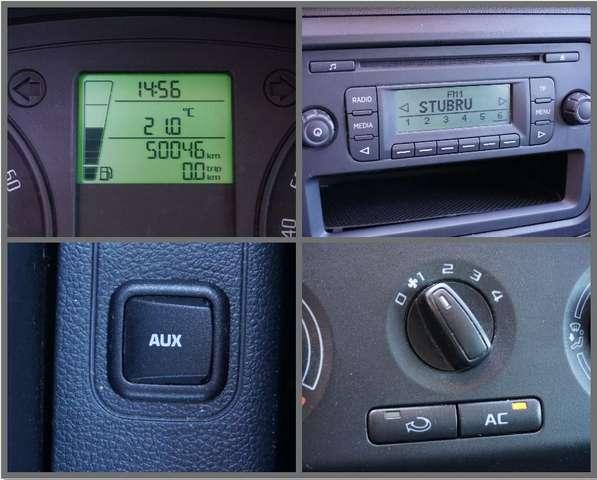 Skoda Fabia 1.2i Benzine /Airco/5Deurs/50Dkm/**Garantie**