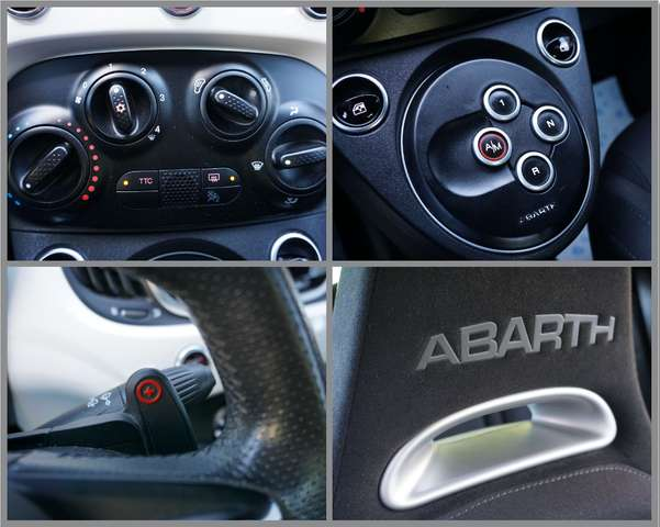 Abarth 595 1.4 T-Jet Automaat/Benzine/67Dkm/Airco/Multimedia/