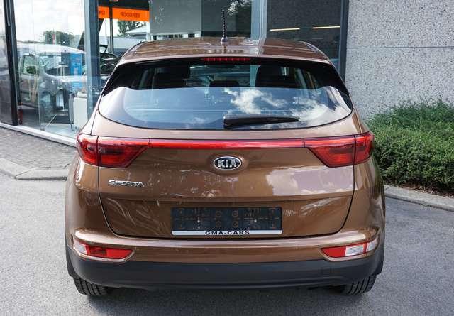 Kia Sportage 1.6i 2WD  Benzine/2016/67Dkm/Airco/**Garantie**