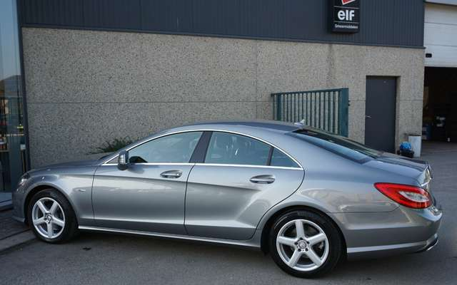 Mercedes CLS 350 AMG/4-Matic/Luchtvering/Camera/Navi/Leder/Xenon