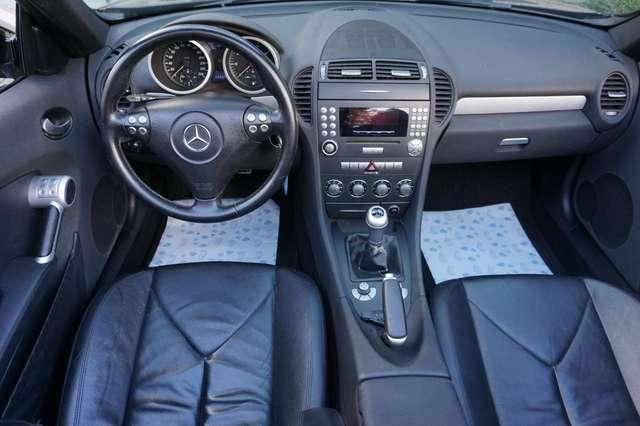 Mercedes SLK 200 Kompressor Benzine /Airco/Leder/**Garantie**