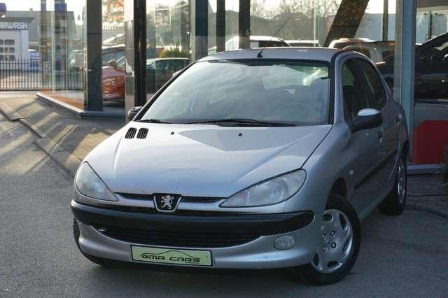 Peugeot 206 + 1.4i Benzine/Euro4/128Dkm