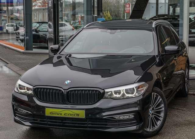 BMW 520 dA Sport Line/Automaat/Navi/Leder/Pano/Head Up/