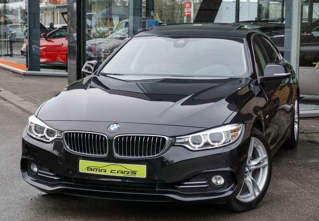 BMW 420 dA Automaat Lux./Navi/Leder/Xenon/Head Up/Garantie
