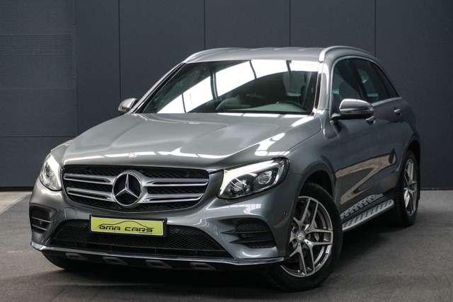 Mercedes GLC 220 d 4-Matic AMG Pack/Navi/Alcantara/Airco/*Garantie*