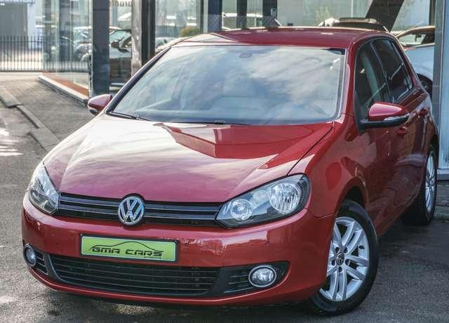Volkswagen Golf 2.0 CR TDi Automaat/Euro 5/Airco/Navi/Leder/PDC