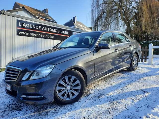 Mercedes E 200 CDI BlueEFFICIENCY Avantgarde Garantie 12 M.