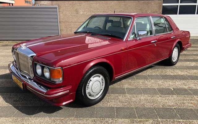 Bentley Eight 6.8 1985 opknapper