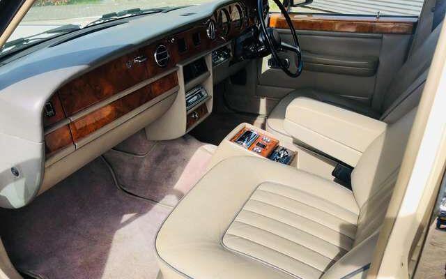 Rolls-Royce Silver Spur 6.8 1986