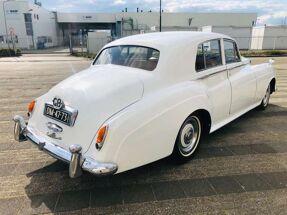 Oldtimer Rolls Royce Silver Cloud II 1960