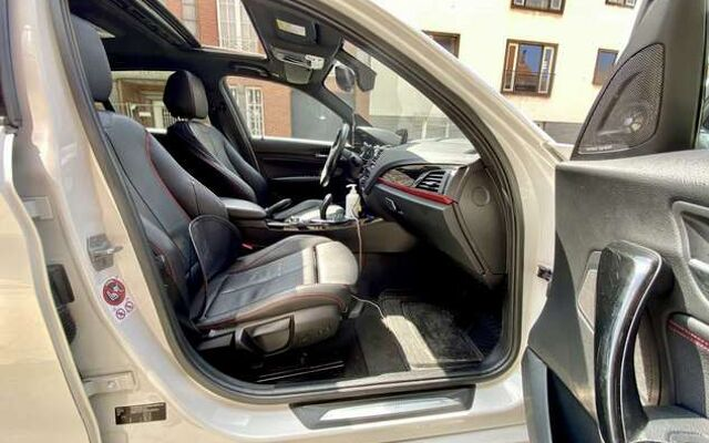 BMW 118 D Sports Hatch HarmanKardon