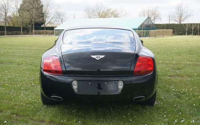 Bentley Continental 6.0 BiTurbo W12