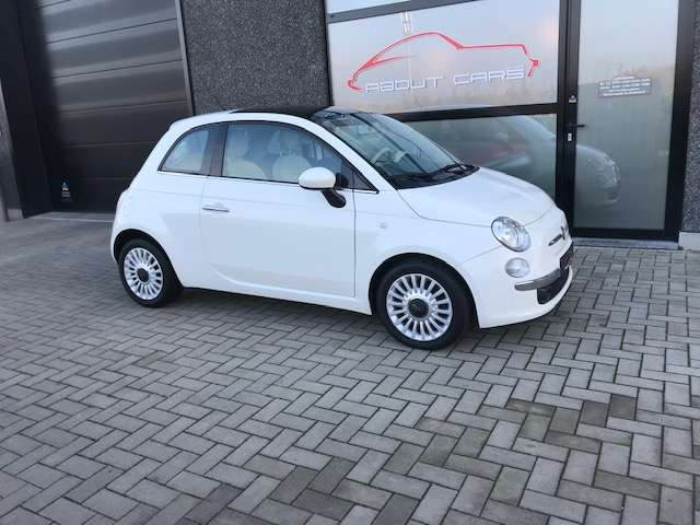 Fiat 500 0.9 T TwinAir Lounge Stop