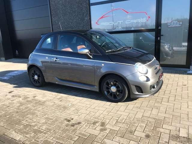Fiat 500 ABARTH ELABORABILE   NIEUWSTAAT!!