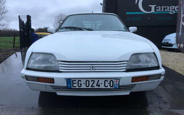 Citroen CX 25 RD (OLD-TIMER)  A VOIR !!!
