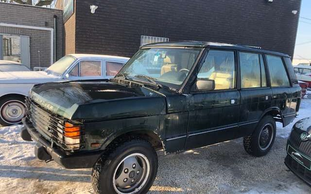 Land Rover Range Rover 2.5 TDI UTILITAIRE / EXPORT / MARCHAND