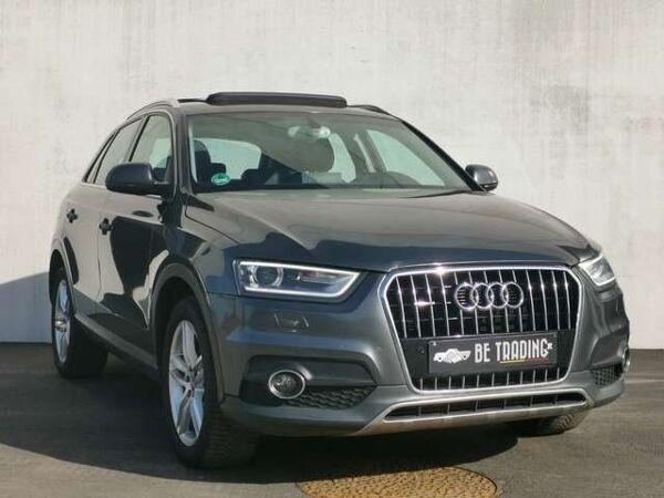 Audi Q3 2.0 TDi Quattro S tronic*CUIR*NAVI*TOIT PANO*