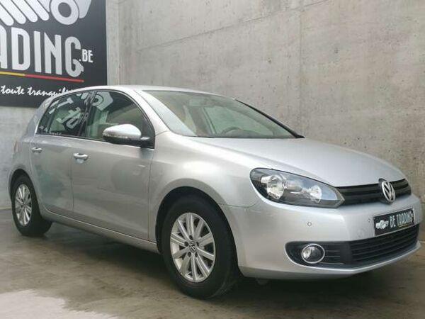 Volkswagen Golf 1.6 CR TDi BlueMotion*NAVI*GARANTIE*