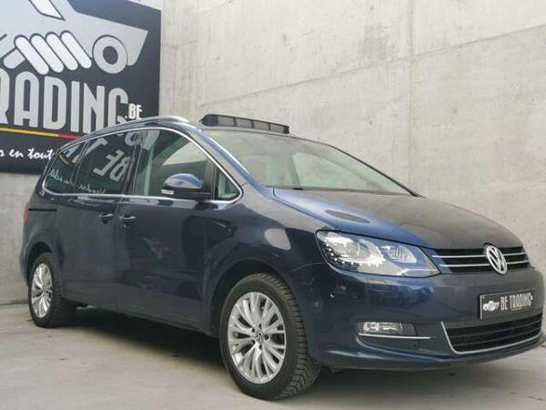 Volkswagen Sharan 2.0 CR TDi Highline BMT DSG*7 PLACES*NAVI*TO*JA*