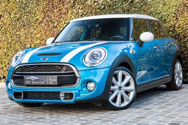 MINI Cooper S 2.0 / CUIR SPORT / GPS PRO / HEAD UP DISPLAY / TOP