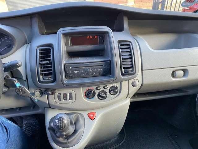 Opel Vivaro *UTILITAIRE*AIRCO*3 PLACE*