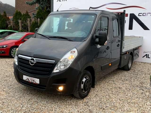 Opel Movano 2.3 CDTi * 7 PLACES * DOUBLE CABINE * GPS *