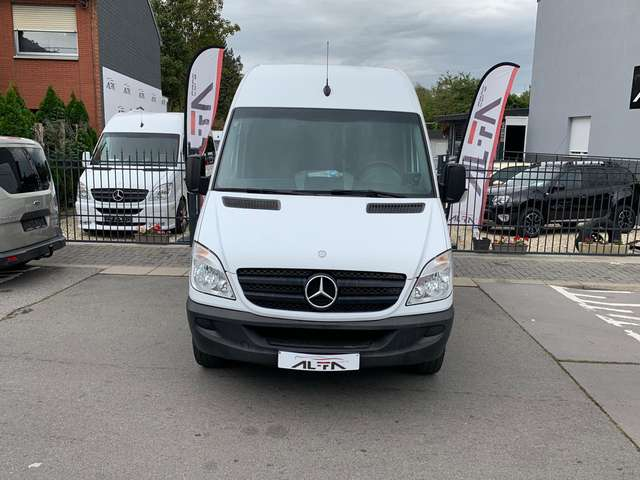 Mercedes Sprinter 316 LGT * AUTOMATIQUE * ESSENCE + LPG *