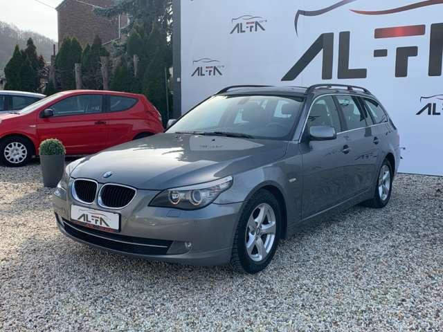 BMW 520 D * GPS * CUIRE * NEW PNEUS *