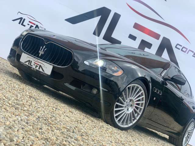 Maserati Quattroporte 4.7i V8 Sport GT S * Pack Carbon * Euro 5 *