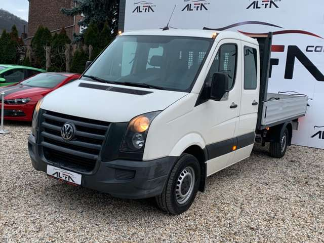 Volkswagen Crafter 2.5 TDI * 7 Places * Euro 5 * Double Cabine *