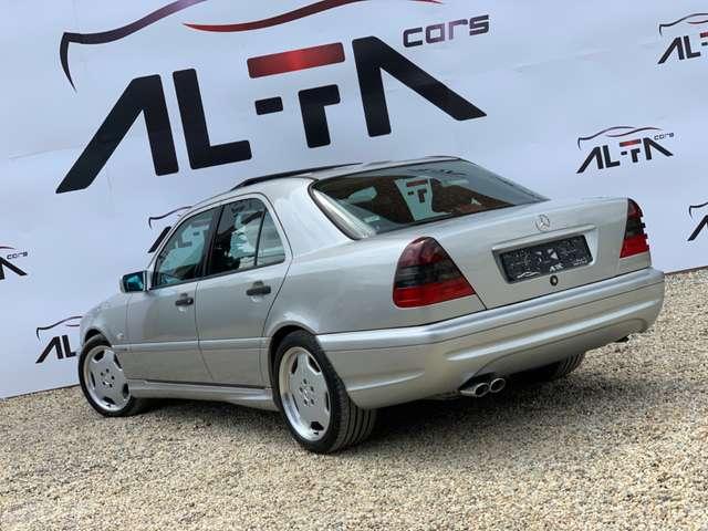 Mercedes C 43 AMG CLASSE   (W202)  * Historique *