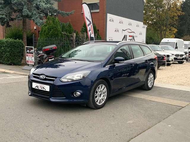 Ford Focus 1.6 TDCi ECOnetic Tech. Titanium EXCELLENT ÉTAT
