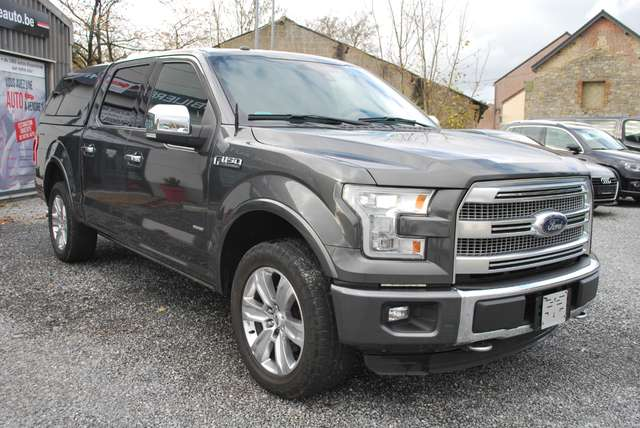 Ford F 150 Platinum 3500cc  Full Option Utilitaire LPG