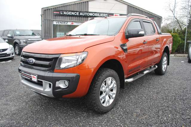 Ford Ranger 3.2TDCI Wildtrack Automatique GPS,Caméra...