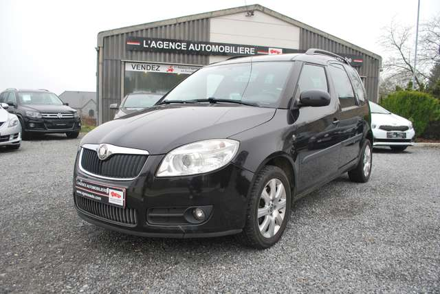 Skoda Roomster 1.4 TDi Ambiente Panoramique,Climtronic ....