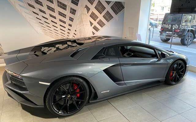 Lamborghini Aventador 6.5i V12 LP740-4