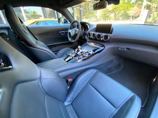 Mercedes AMG GT GTC coupé 4.0 V8 Bi Turbo